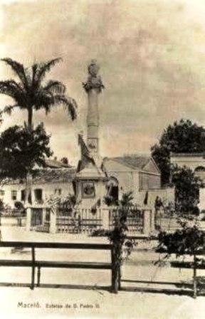 Busto de dom PedroII
