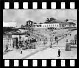 Antiga praça da Estação (atual Palmares)